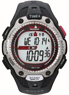 Timex Men s Ironman Triathlon Solar Power SHOCK Watch T5J631 List Price    99.95 Our Price  e0730fd8e7