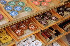 Burgol shoe care products