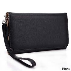 "Kroo Clutch Wallet with Wristlet for Smartphones up to 6"" - Overstock™ Shopping - Big Discounts on Kroo Cases & Holders"