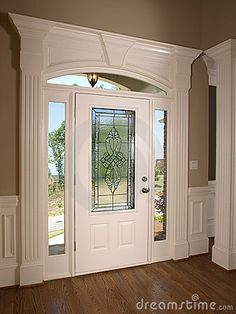 Luxury model home stained glass front door stock photo - 1000 Images About Doors On Pinterest The Doors Front