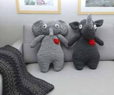 Because life is better when you have a friend. Ellie and Rhino Cuddles - can be custom made in any colour. Made with recycled materials. Non allergenic stuffing Handmade by the ladies in Humansdorp Proudly unique, proudly South African Cotton Beanie, Funny Bunnies, Sensory Toys, T Shirt Yarn, Cuddles, Stuffing, Recycled Materials, Handmade Toys, South Africa