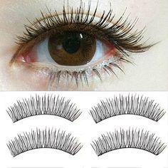 10 Pairs Black Soft Man-made Cross  Eye Lashes Makeup Extension False Eyelashes Chic Design♦️ SMS - F A S H I O N 💢👉🏿 http://www.sms.hr/products/10-pairs-black-soft-man-made-cross-eye-lashes-makeup-extension-false-eyelashes-chic-design/ US $0.81    Folow @fashionbookface   Folow @salevenue   Folow @iphonealiexpress   ________________________________  @channingtatum @voguemagazine @shawnmendes @laudyacynthiabella @elliegoulding @britneyspears @victoriabeckham @amberrose @raffinagita1717…