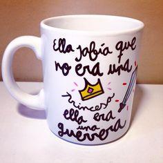 Taza ideal para regalar a una amiga en una ocasión especial. SHOP ONLINE: WWW.MOS-TAZA.COM