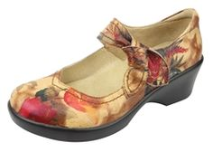 Alegria Shoes by Alegria Shoe Shop. Alegria Ella Western Romance  ELL-526