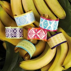 Brasil Cuff Bracelet (Assorted Colors), $14.00