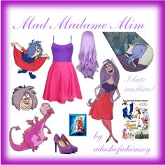 """Mad Madam Mim"" by adashofwhimsey"