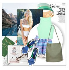 """""""Yoins"""" by nastya-d ❤ liked on Polyvore featuring Boohoo and Kenzo"""