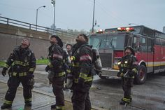 Chicago Fire aired its big season finale last night. What is set for season five?  Did you enjoy last night's episode?
