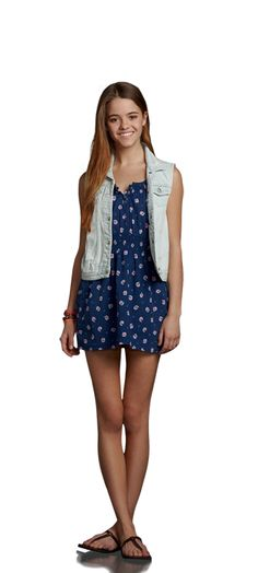 girls saturday shopping | girls summer | abercrombiekids.com