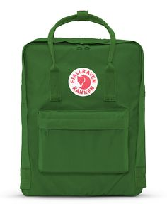 Kånken Backpack in Leaf Green