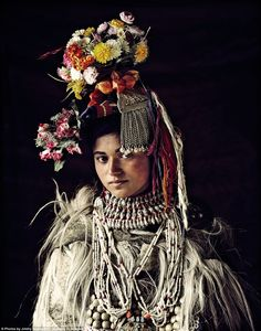 Drokpa: Only 2,500 Drokpas live in three small villages between India and Pakistan and are known for public kissing and wife-swapping// Jimmy Nelson