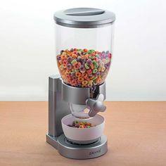 iBacana - Porta Cereal Prata