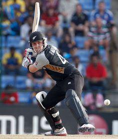 Brendan McCullen - Black Caps wicket keeper