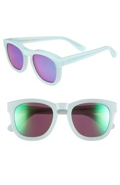 Loving these sunglasses in #mint http://rstyle.me/n/hv6vznyg6
