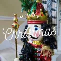 Mrs. Erica's Blog: Christmas Dining Room Tour Which is One of My Favo...