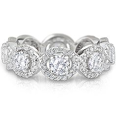 1000 Images About Halo 14k Cz Jewelry By Mystique On