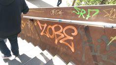 urbanartbomb #graffiti #bombing #graff #streetart - http://urbanartbomb.com/hamburg-germany-graffiti-bombing-tagging-burner-piece-17/ - graffiti - Urban Art Bomb