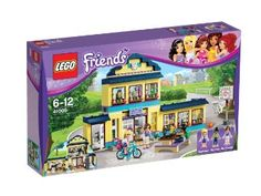 LEGO Friends 41005: Heartlake High: Amazon.co.uk: Toys & Games