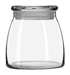 Libbey 71366 Vibe 42-Ounce Glass Storage Jars, Set of 4: Amazon.com: Kitchen & Dining