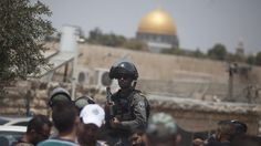 Tensions have risen over security measures at the site in Jerusalem revered by Jews and Muslims.