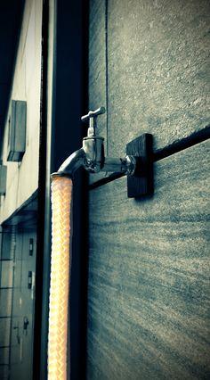 Stilwerk Berlin Berlin, Wall Lights, Lighting, Handmade, Home Decor, Water Tap, Knots, Light Fixtures, Appliques