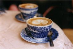 what a beautiful cup of cappuccino....
