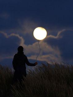 Moon flower, or moon balloon :)