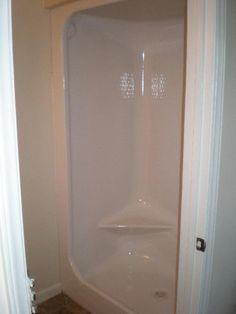 Fiberglass Insulation, Pipe Insulation, Fiberglass Shower Enclosures, Home Interior Design, Interior Architecture, Shower Repair, Plumbing Problems, Spray Foam, Shower Surround