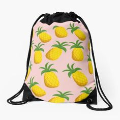 « Ananas Dorée Fruit Exotique » par LenysEcoHome | Redbubble Gold Pineapple, Golden Color, Drawstring Backpack, Bags, Drawstring Bags, Exotic Fruit, Handbags, Bag, Totes