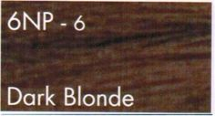 Framesi FramColor 2001 6NP Dark Blonde Hair Color 2 fl. oz. (60 g). Hair Coloring Cream.