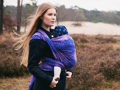 Oscha Slings -  Kiku Sophia Woven Wrap. Beautiful wraps to buy!!