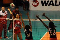 Foto: Ernesto Beltre / Norceca     La selección peruana de voleibol femenino U23…