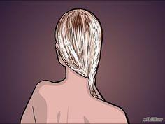 Cómo decolorar el cabello en casa