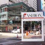 Fashion Walk in Hong Kong