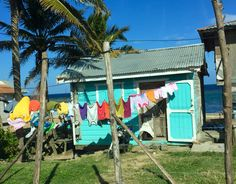 Laundry Day, Roatan