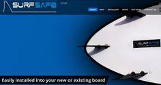 Surfsafe is a lightweight electronic device installed onto a surfboard for deterring shark attacks. Tested on bull sharks and tiger sharks.  As seen on Shark Tank Season 1 episode 3   #surf #surfer #sharktankau https://plus.google.com/+AlexanderPopov7/posts/L9j6B1GkjLn