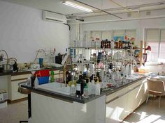 Laboratory of organic and macromolecular synthesis
