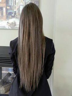 Светло-русый пепельный цвет волос