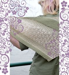 Zostera Shawl - knotions