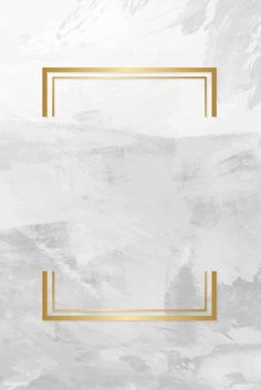 Gold rectangle frame on a gray concrete textured background Framed Wallpaper, Flower Background Wallpaper, Background Pictures, Flower Backgrounds, Abstract Backgrounds, Textured Background, Wallpaper Backgrounds, Iphone Wallpaper, Instagram Background