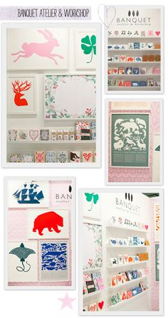 Hello, it is Leslie here with a few of my highlights from the National Stationery Show. Two weeks ago…