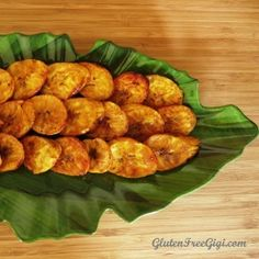 Plantains are a favorite starch of mine. They are filled with nutrients and a great anti-inflammatory food, especially useful for post-workout muscle recovery.