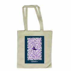#Maze #Labyrinth #Movie #Film #Henson #Puppets #Tote #Bag #Fantasy #Bowie www.labyrinthmovie.co.uk