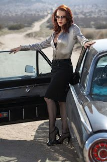 Erin Cummings as Hel in Bitch Slap