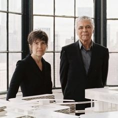 "The High Line is a ""pulling-back from architecture""  say Diller and Scofidio"