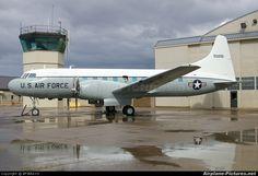 Image result for convair c-131 samaritan