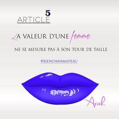 ARTICLE 5 La valeur d'une femme.... #imagedujour #suivezmoi #citationsdujour #citationsfillesphotos #madamedepaname #femmefatale