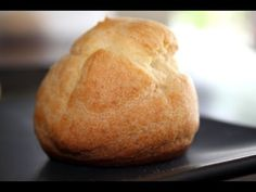 Recette Pate à Choux- inratable 4 mins!! - YouTube