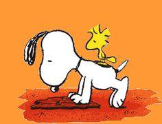 Gif Snoopy