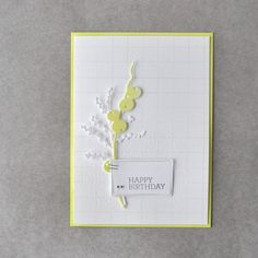 9th Birthday, Tampons, Flower Cards, Cardmaking, Delicate, Design Cards, Clock, Stamp, Floral
